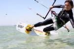 Katarzyna Lange Kitesurfing